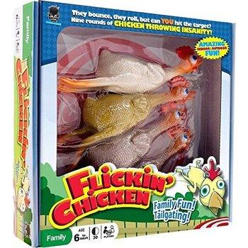 Haywire Game Flickin' Chicken