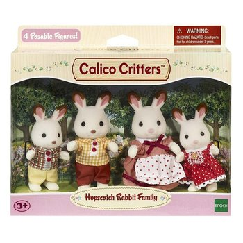 Calico Critters Calico Critters Family Hopscotch Rabbit