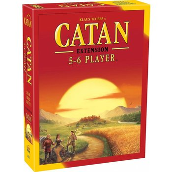 Mayfair Catan Game 5-6 Player Extension
