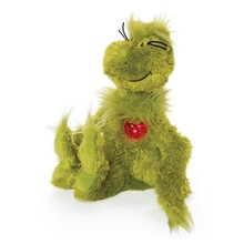 Manhattan Toy Manhattan Plush Grinch with Light Up Heart