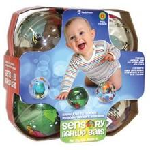 Hedstrom Hedstrom Balls Light Up Sensory 4pk