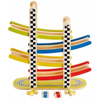 Hape Toys Hape Switchback Racetrack