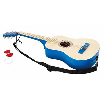 Hape Toys Hape Early Melodies Guitar Blue