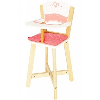 Hape Toys Hape Doll Furniture Wood Highchair