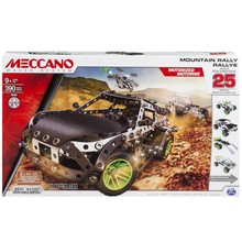 Meccano Meccano Mountain Rally 25 Models