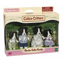 Calico Critters Calico Critters Family Border Collie