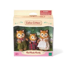 Calico Critters Calico Critters Family Red Panda