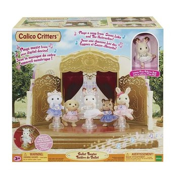 Calico Critters Calico Critters Main Street Ballet Theater