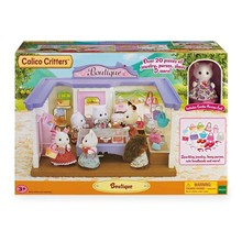 Calico Critters Calico Critters Main Street Boutique