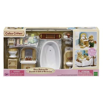 Calico Critters Calico Critters Room Deluxe Bathroom Set