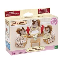 Calico Critters Calico Critters Room Living Room Suite