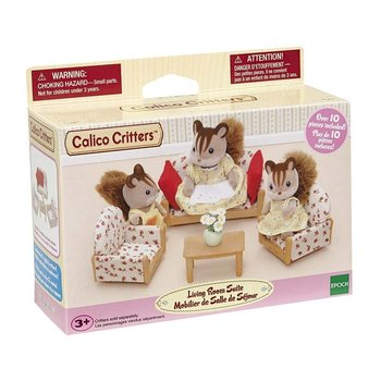 calico critters room living room suite - minds alive! toys crafts