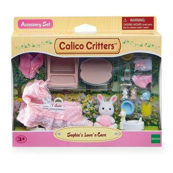 Calico Critters Calico Critters Set Sophies Love 'n Care