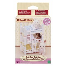 Calico Critters Calico Critters Triple Bunk Beds