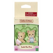 Calico Critters Calico Critters Twins Cuddle Bear disc