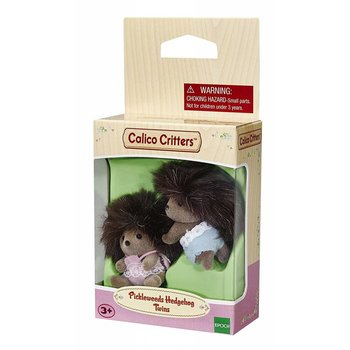 Calico Critters Calico Critters Twins Pickleweeds Hedgehog