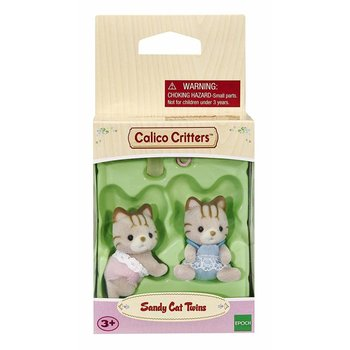 Calico Critters Calico Critters Twins Sandy Cat