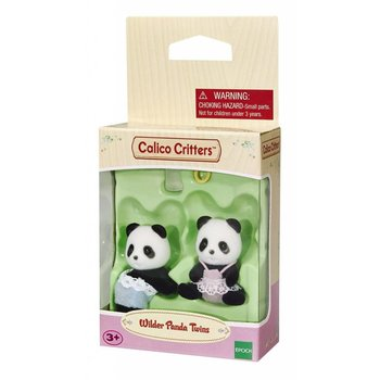 Calico Critters Calico Critters Twins Wilder Panda
