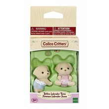 Calico Critters Calico Critters Twins Yellow Lab