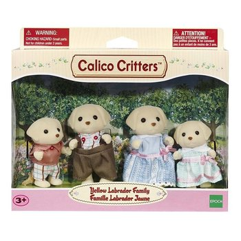 Calico Critters Calico Crittes Family Yellow Lab