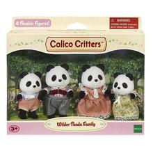 Calico Critters Calico Family Wilder Panda Bear