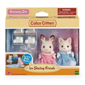 Calico Critters Calico Critters Main Street Ice Skating Friends