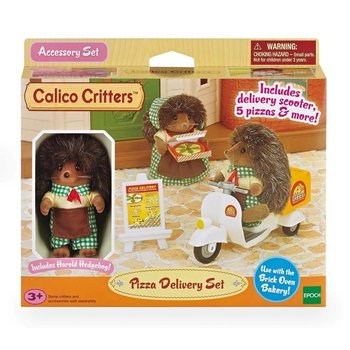 Calico Critters Calico Critters Main Street Pizza Delivery Set