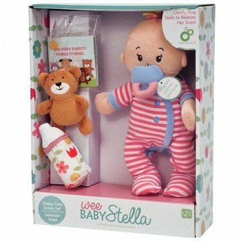 Baby Stella Doll Wee Baby Stella Doll  Sleepy Time Scents