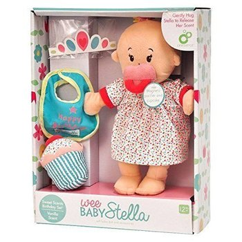Baby Stella Doll Wee Baby Stella Doll Sweet Scents Birthday Set