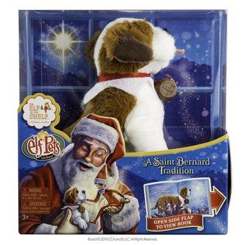 Elf on the Shelf Pets: A St. Bernard Tradition