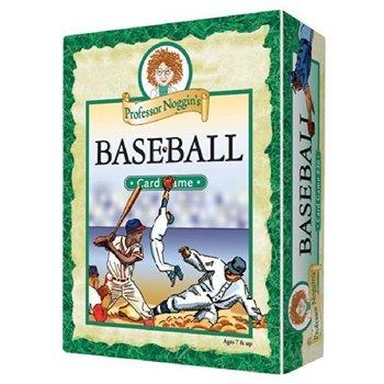 Outset Media Professor Noggin's Trivia Game: Baseball