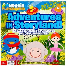 Noggin Playground Noggin Playground Game Adventure in Storyland