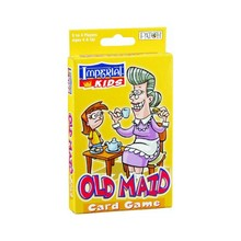 Patch Card Game Old Maid
