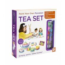 Mindware Mindware Craft Paint Your Own Tea Set