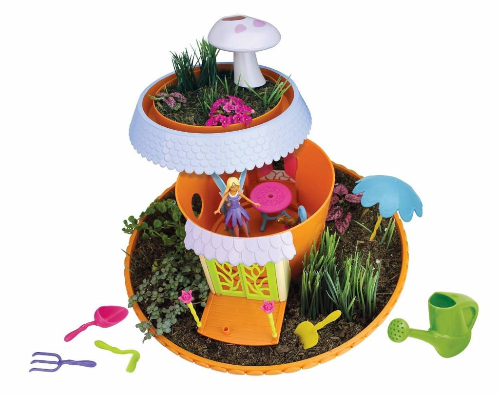 My Fairy Garden Magical Cottage Minds Alive Toys Crafts Books