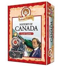 Outset Media Professor Noggin's Trivia Game: Canadian History