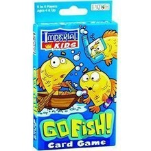 Patch Card Game Go Fish