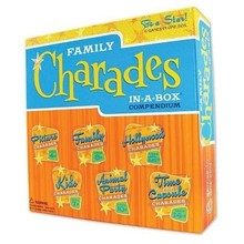 Outset Media Outset Game Family Charades