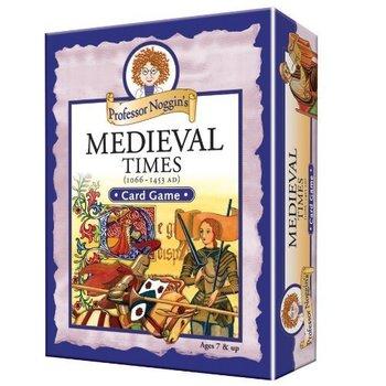 Professor Noggin's Trivia Game: Medieval Times