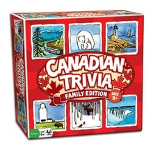 Outset Media Outset Game Canadian Trivia Family Edition