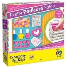 Creativity for Kids Creativity for Kids Pedicure Salon