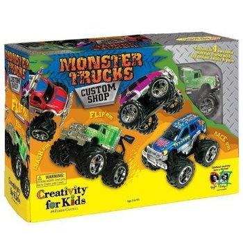 Creativity for Kids Creativity for Kids Monster Trucks Custom Shop