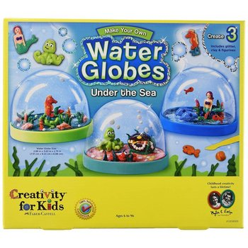 Creativity for Kids Creativity for Kids Make Your Own Underwater Globe