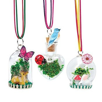 Creativity for Kids Creativity for Kids Terrarium Necklaces disc