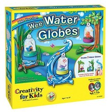 Creativity for Kids Creativity for Kids Make Your Own Wee Water Globes