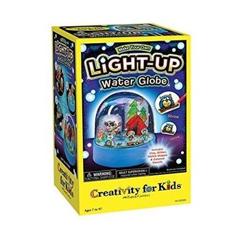Creativity for Kids Creativity for Kids Light Up Water Globe