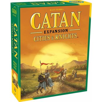 Mayfair Catan Game Expansion: Cities and Knights