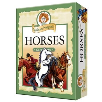 Professor Noggin's Trivia Game: Horses