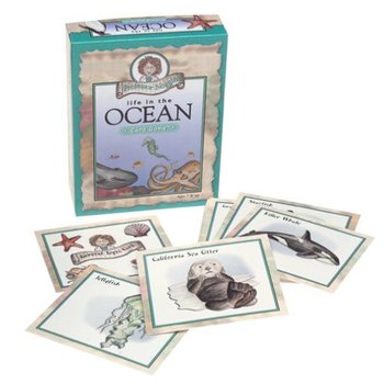 Professor Noggin's Trivia Game: Life in the Ocean