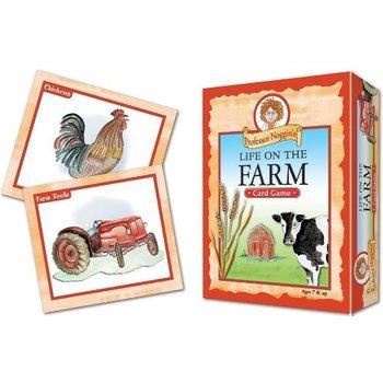 Professor Noggin's Trivia Game: Life on the Farm